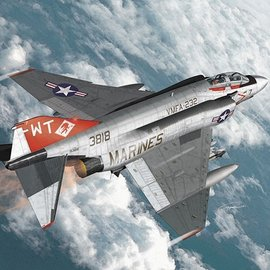 Academy Academy - McDonnell Douglas F-4J Phantom II - VFMA-232 Red Devils - 1:72