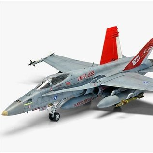 Academy McDonnell Douglas - F/A-18A+ - VFMA-232 Red Devils - 1:72