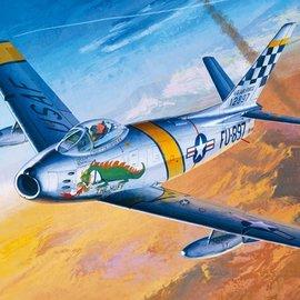 """Academy Academy - North American F-86F Sabre """"Korean War"""" - 1:72"""