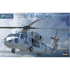 "Kitty Hawk Kitty Hawk - Sikorsky HH-60H ""Rescue Hawk"" - 1:35"