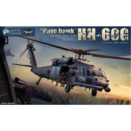"Kitty Hawk Kitty Hawk - Sikorsky HH-60G ""Pave Hawk"" - 1:35"