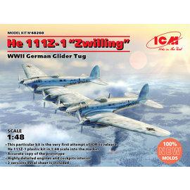 """ICM ICM - Heinkel He 111Z-1 """"Zwilling"""" - 1:48"""