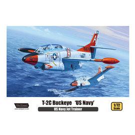 """Wolfpack-Design Wolfpack-Design - North American T-2C Buckeye """"U.S. Navy"""" - 1:72"""