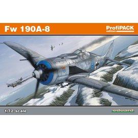 Eduard Eduard - Focke-Wulf Fw 190A-8 Profipack- 1:72