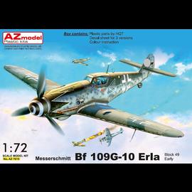 AZ Model AZ Model - Messerschmitt Bf 109G-10 Erla early - 1:72
