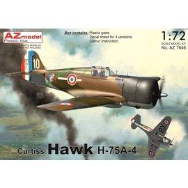 AZ Model AZ Model - Curtis Hawk H-75A-4 - 1:72