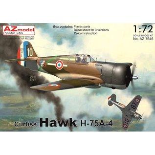 AZ Model Curtis Hawk H-75A-4 - 1:72