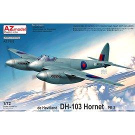 AZ Model AZ Model - DeHavilland DH-103 Hornet PR.2 - 1:72