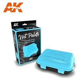 AK Interactive AK Interactive - Wet Palette / Feuchthalte-Palette für Acrylfarben