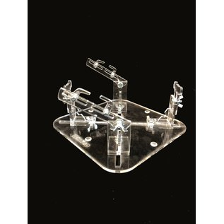 Vertigo Miniatures Airbrush Jig for Airplane - Lackier-Helling f. Flugzeugmodelle