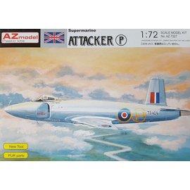 AZ Model AZ Model - Supermarine Attacker Prototype - 1:72