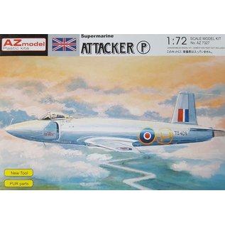 AZ Model Supermarine Attacker Prototype - 1:72