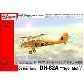 "AZ Model AZ Model - DeHavilland DH 82A ""Tiger Moth"" - 1:72"