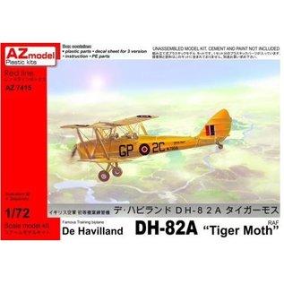 "AZ Model DeHavilland DH 82A ""Tiger Moth"" - 1:72"