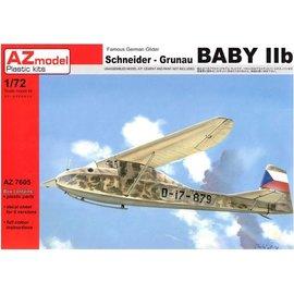 AZ Model AZ Model - Schneider Grunau Baby IIb CZ - 1:72
