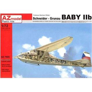 AZ Model Schneider Grunau Baby IIb CZ - 1:72