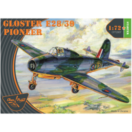 Clear Prop! Clear Prop - Gloster E28/39 Pioneer - 1:72