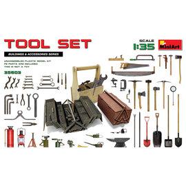 MiniArt MiniArt - Werkzeug Set - 1:35