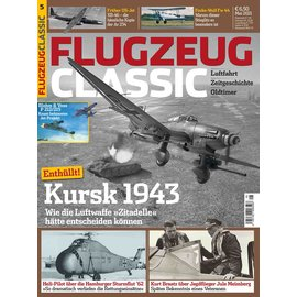 Flugzeug Classic Flugzeug Classic - Ausgabe 05/21