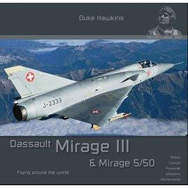 HMH Publications HMH Publications - Duke Hawkins 013 - The Mirage III & Mirage 5/50