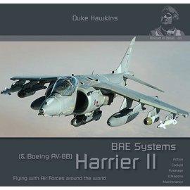 HMH Publications HMH Publications - Duke Hawkins 011 - The Harrier II & Boeing AV-8B