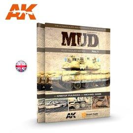 AK Interactive Ak Interactive - Rust n'Dust Series - No. 1 - Mud
