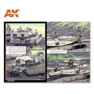 AK Interactive Rust n'Dust Series - No. 1 - Mud