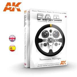 AK Interactive AK Interactive - F.A.Q. Civil Vehicles Scale Modeling