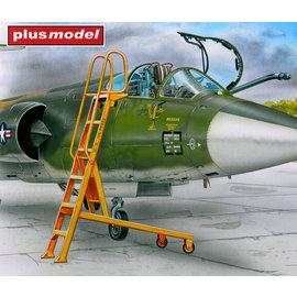 Plusmodel Plusmodel - Ladder / Einstiegsleiter F-104 Starfighter - 1:48