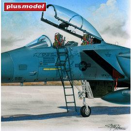 Plusmodel Plusmodel - Ladder / Einstiegsleiter F-15 Eagle - 1:48