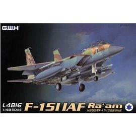 "Great Wall Hobby  G.W.H. - McDonnell Douglas F-15I ""Ra'am"" IAF - 1:48"