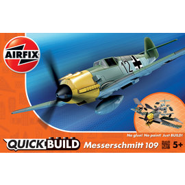 Airfix Airfix - Quick Build - Messerschmitt 109