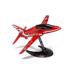 Airfix Quick Build - RAF Red Arrows Hawk