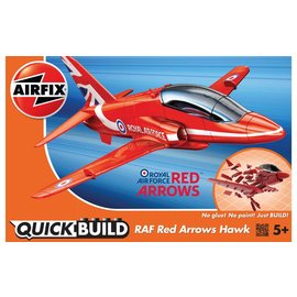 Airfix Airfix - Quick Build - RAF Red Arrows Hawk
