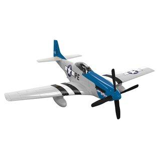 Airfix Quick Build - D-Day P-51D Mustang