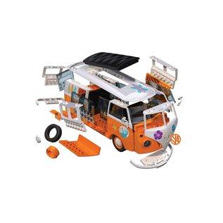 Airfix Quick Build - 'Surfin' Volkswagen Camper Van