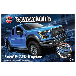 Airfix Airfix - Quick Build - Ford F-150 Raptor