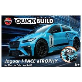 Airfix Airfix - Quick Build - Jaguar I-Pace eTrophy