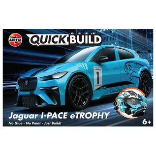 Airfix Quick Build - Jaguar I-Pace eTrophy
