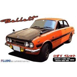Fujimi Fujimi - Isuzu Bellett 1600GT-R/1800GT Early/Late - 1:24