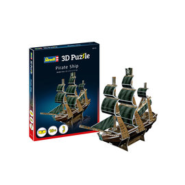 Revell Revell - Pirate Ship - 3D Puzzle