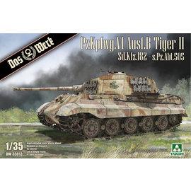 Das Werk Das Werk - PzKpfwg. VI Ausf. B Tiger II (Sd.Kfz. 182) - s.Pz.Abt. 505 - 1:35