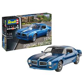 Revell Revell - Pontiac Firebird 1970 - 1:24