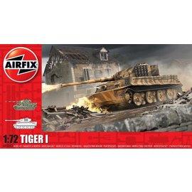 Airfix Airfix - Tiger I - 1:72