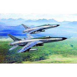 Trumpeter Trumpeter - Republic F-105D Thunderchief - 1:72
