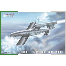 Special Hobby Special Hobby - Fieseler Fi 103A-1/Re 4 Reichenberg - 1:32