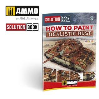 AMMO Realistic Rust - Solution Box