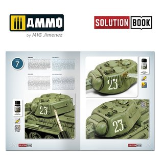 AMMO 4BO Green Vehicles - Solution Box MINI