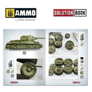 AMMO by MIG 4BO Green Vehicles - Solution Box MINI