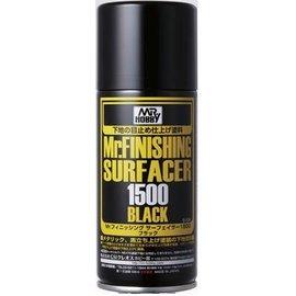 Mr. Hobby Mr. Hobby - Mr. Finishing Surfacer 1500 Black / Grundierfüller fein, schwarz